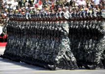 China set to announce sharp increase in defence spending