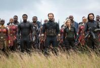 Photos from Avengers: Infinity War shared by Marvel.