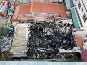 Fire accident