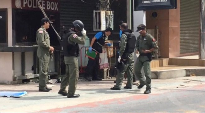 Thailand blasts: 4 dead in multiple blasts at Thai Resorts, several tourists injured