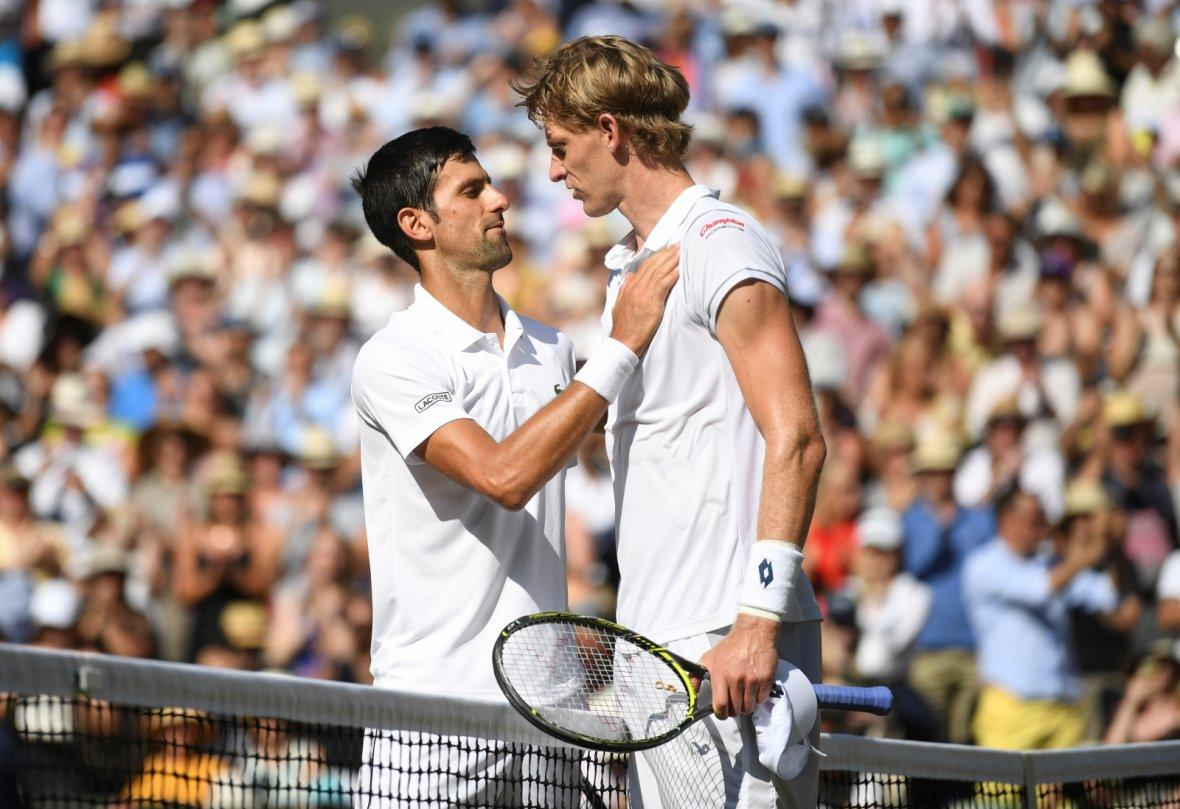 Wimbledon 2018: Best moments captured in pictures from men ...