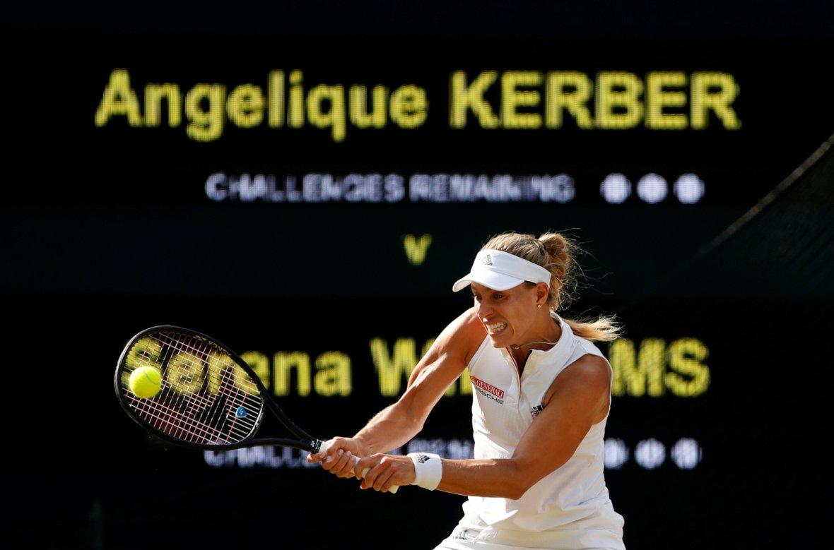 Wimbledon women's singles final