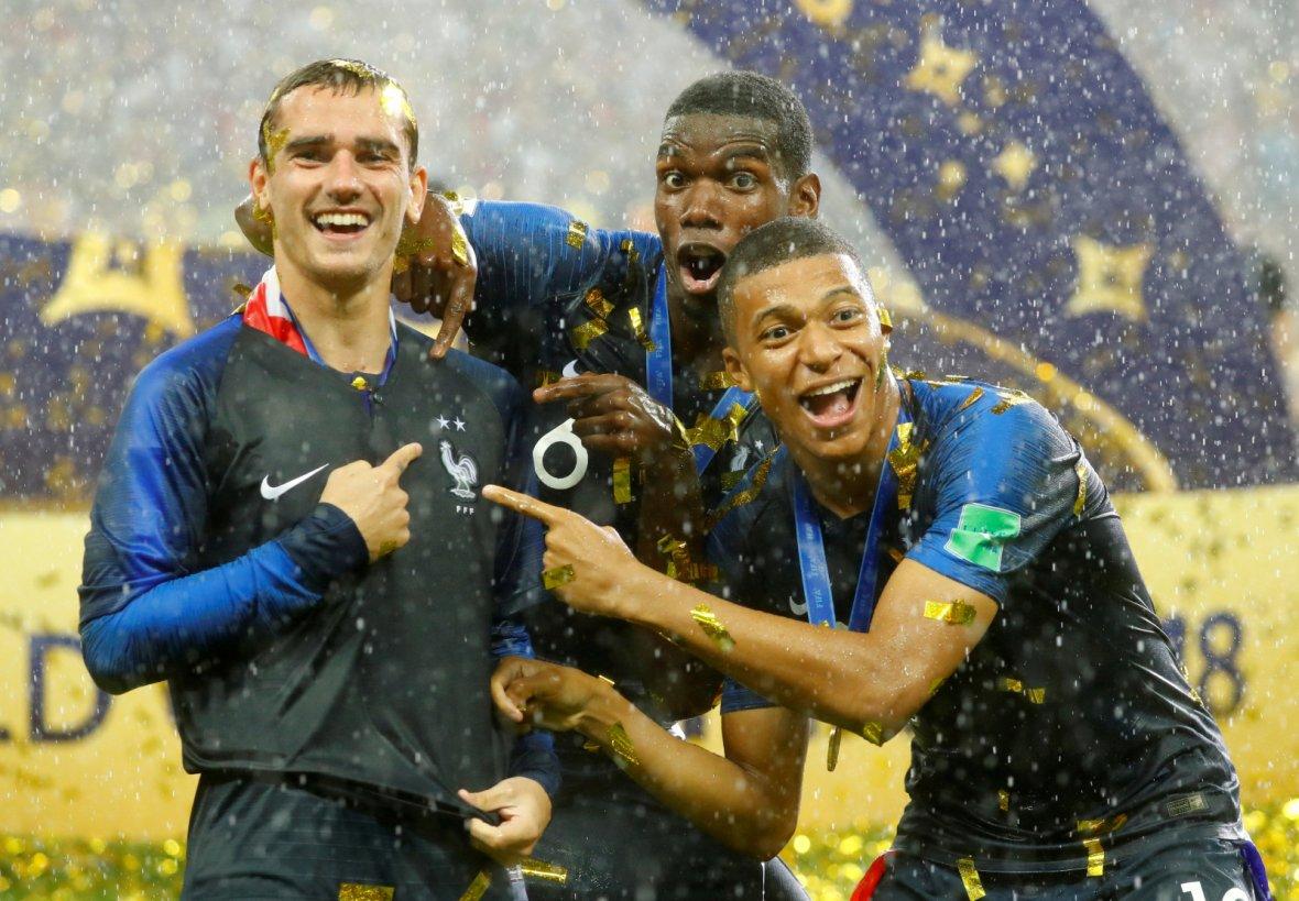 FIFA World Cup champions 2018