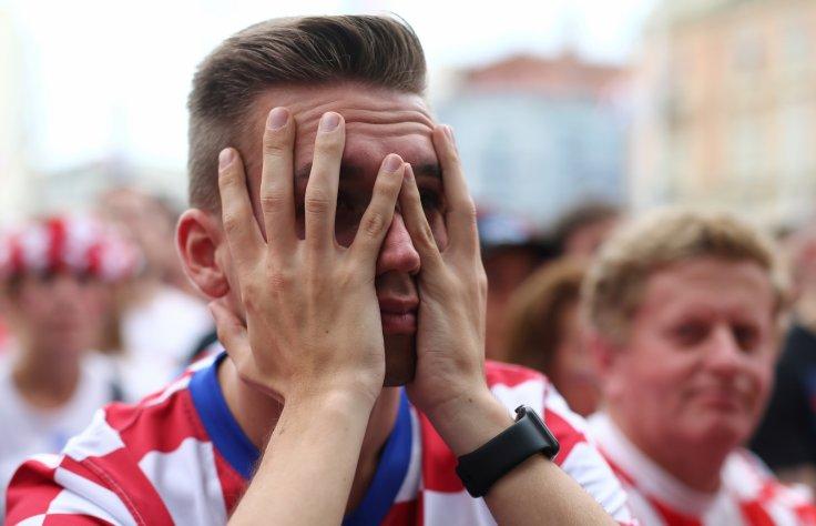 Croatian fan