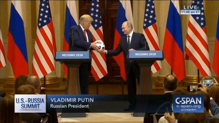 putin-gives-trump-soccer-ball-and-trump-throws-it-to-melania-at-press-conference