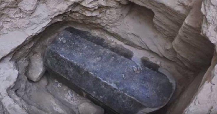 Egyptian tomb