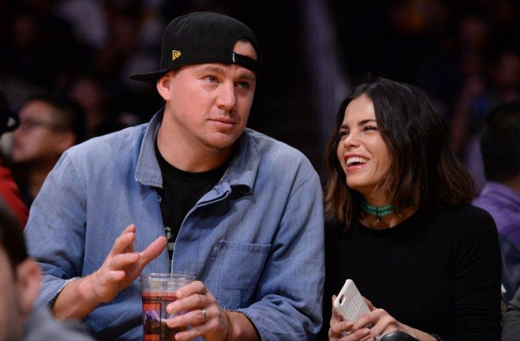 Channing Tatum and Jenna Dewan-Tatum are