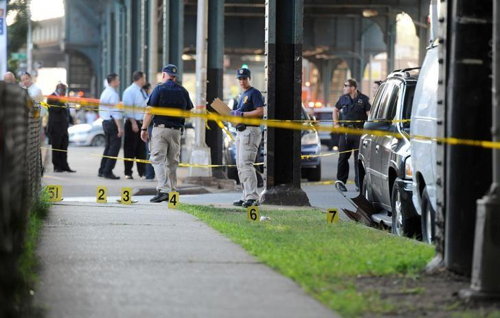 Muslim cleric and associate shot to death on New York street