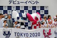 Tokyo 2020 Olympic Games mascots' debut