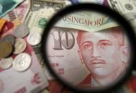 Illustration photo of a Singapore dollar note