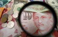 Illustration photo of a Singapore dollar note