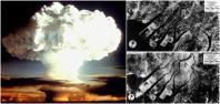 Hiroshima nuclear bomb attack
