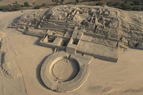 Sacred City of Caral-Supe (Peru)