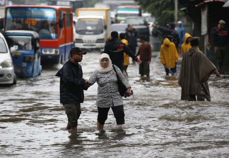 Indonesia: Capital city flooded after heavy rain