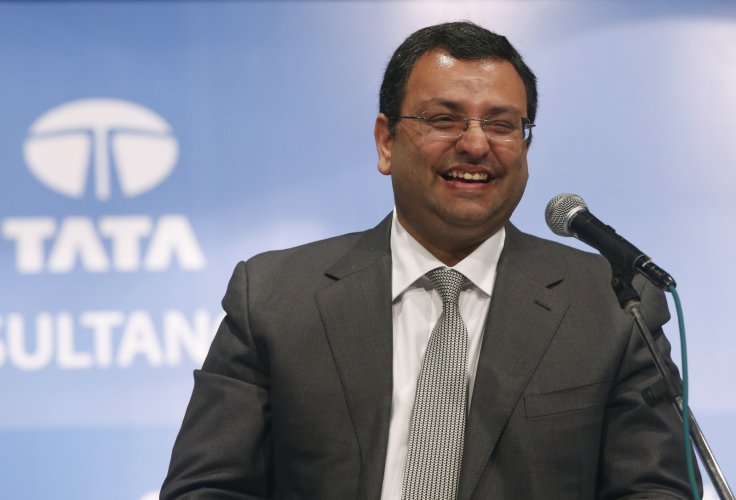 Cyrus Mistry, chairman of Tata Group, smiles during the Tata Consultancy Services Ltd. (TCS) annual general meeting in Mumbai June 27, 2014