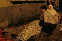 Twenty-two killed, 94 injured in bomb attack at Turkish wedding
