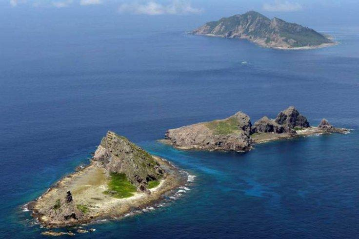Japan protests again after Chinese ships sail into waters near disputed isles