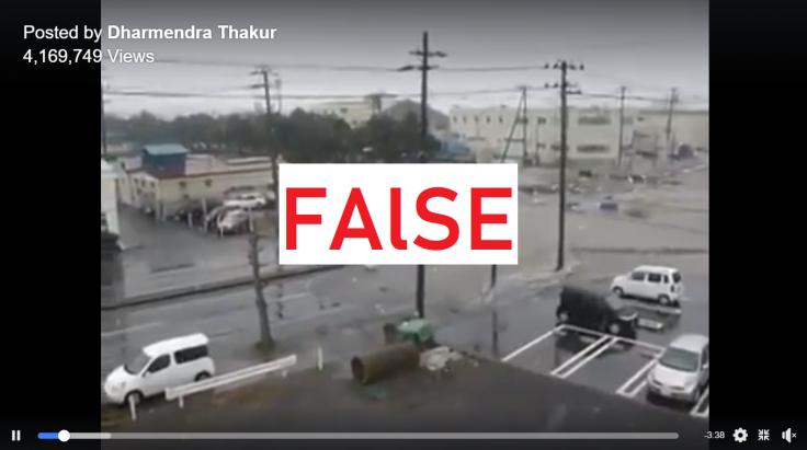 Fake video