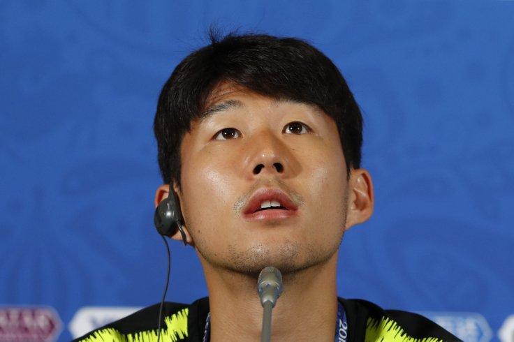 South Korea's Son Heung-min