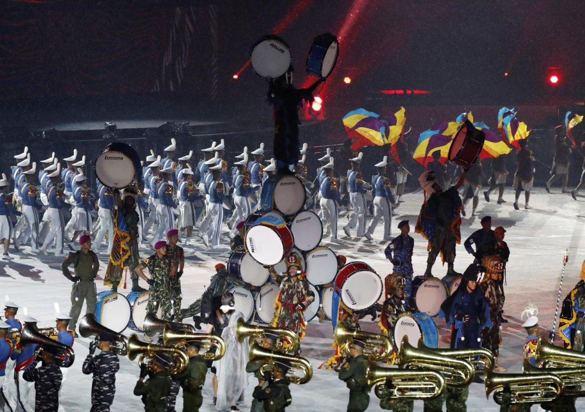 2018 Asian Games closing ceremony