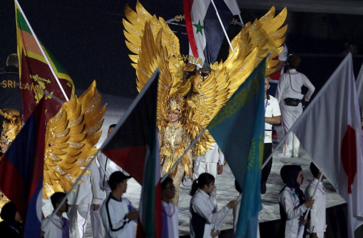 2018 Asian Games - Closing Ceremony