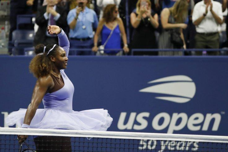 Serena Williams at US Open 2018