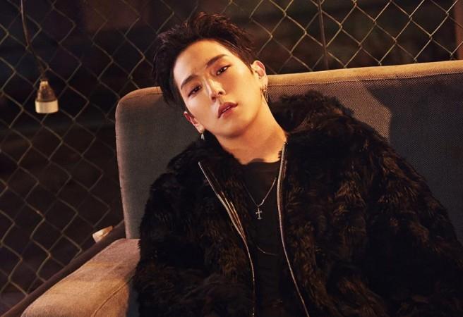 B.A.P member Himchan.