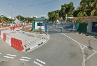 Protective Security Command at Ulu Pandan Road