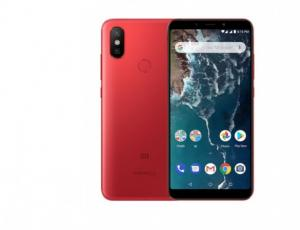 Xiaomi Mi A2 Android One Red Edition