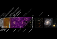 The entire history of the universe