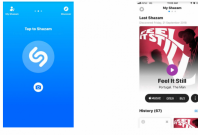 Apple completes the acquisition of the UK-based music-recognition app Shazam.