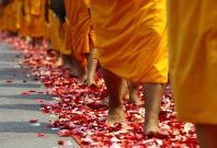 Buddhists monks