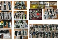 Online Sales Of Counterfeit Luxury Watches And Accessories