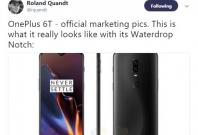 OnePlus 6T poster reveals key design elements of the upcoming Android flagship.