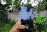Vivo V11 Pro's face unlock and the in-screen fingerprint works fast and also has low False Rejection Rate (FRR).