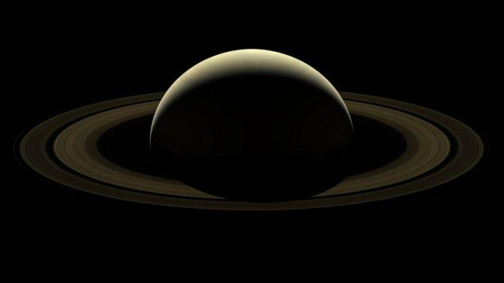 After more than 13 years at Saturn, and with its fate sealed, NASA's Cassini spacecraft bid farewell to the Saturnian system by firing the shutters of its wide-angle camera and capturing this last, full mosaic of Saturn and its rings two days before the s