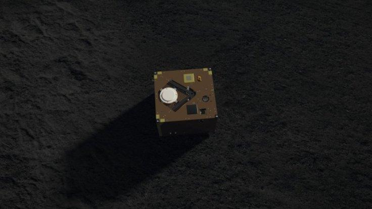 Hayabusa -2's MASCOT lander has made it to the surface of the asteroid Ryugu