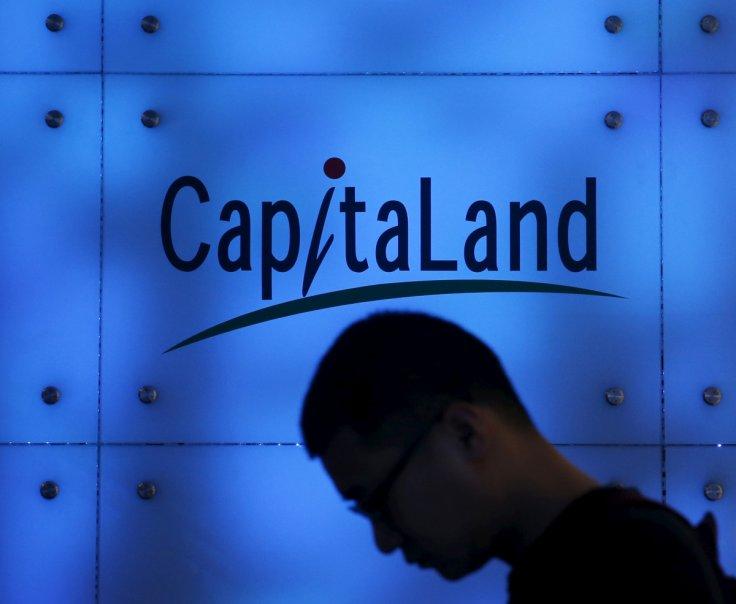 CapitaLand fourth quarter profits plunge 40%