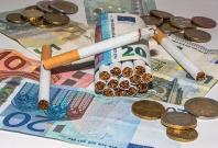 Duty-unpaid cigarette selling