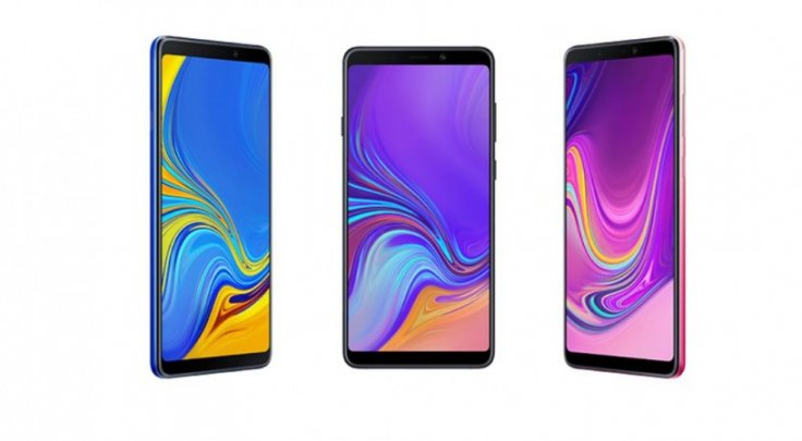Samsung Galaxy A9 comes with 6.3-inch full HD super AMOLED screen.Samsung Mobile Press