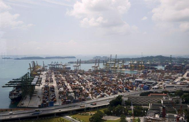 Singapore exports to China weakest in seven year; dives 25% in January