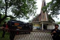 Indonesian church attacker is obsessed with IS, says minister