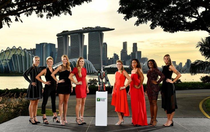 WTA Finals Singapore 2018
