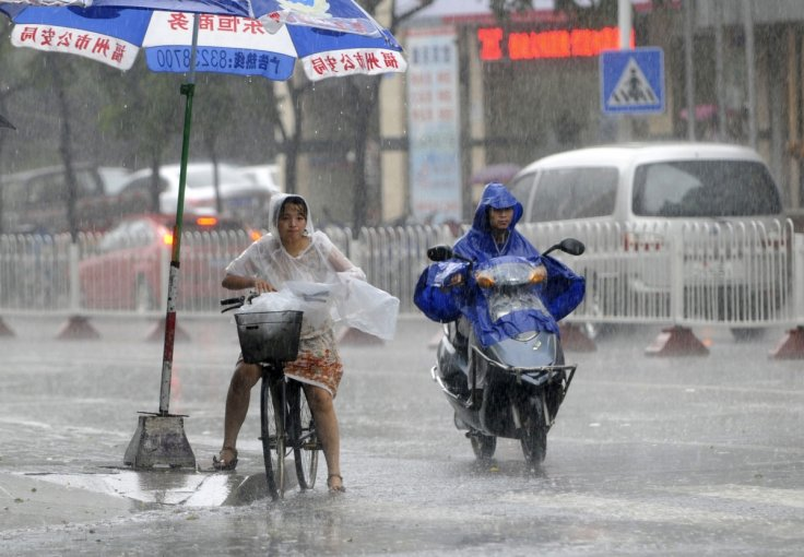 Strong typhoon expected to hit on northeast Japan