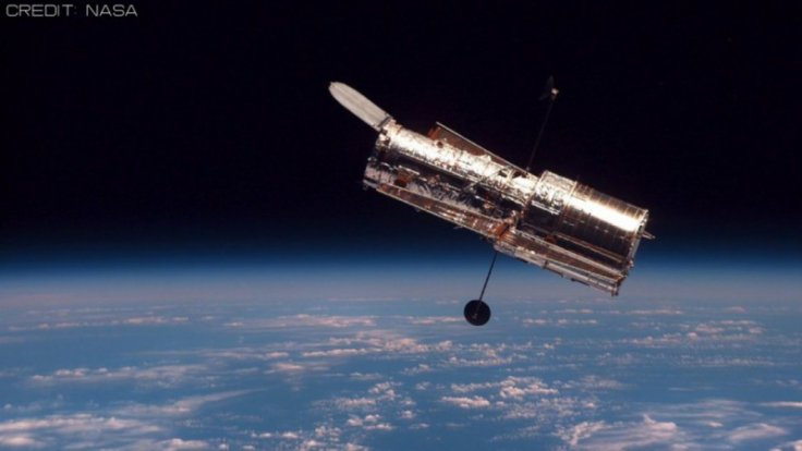 Hubble Space Telescope is one of the four Great observatories placed in space