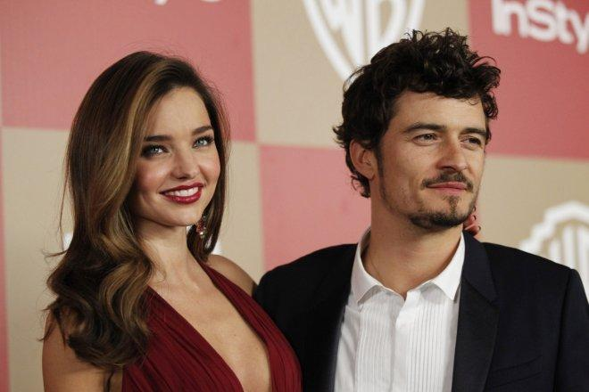 Miranda Kerr Says Orlando Bloom