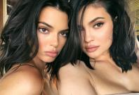 Kendall Jenner and Kylie JennerInstagram
