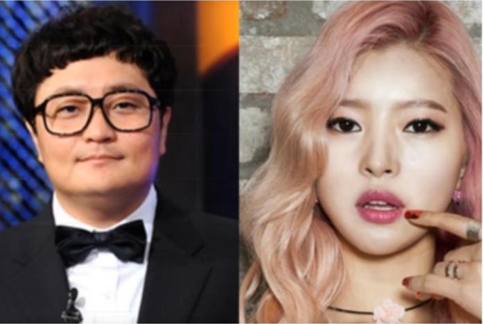 Jung Jae Yong & Sun Ah