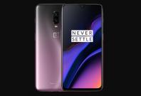 OnePlus 6T in all-new gradient finishOnePlus China