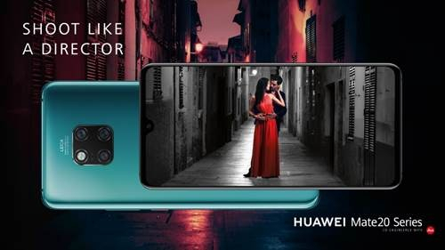 Huawei is bringing AI Cinema effect to Mate series